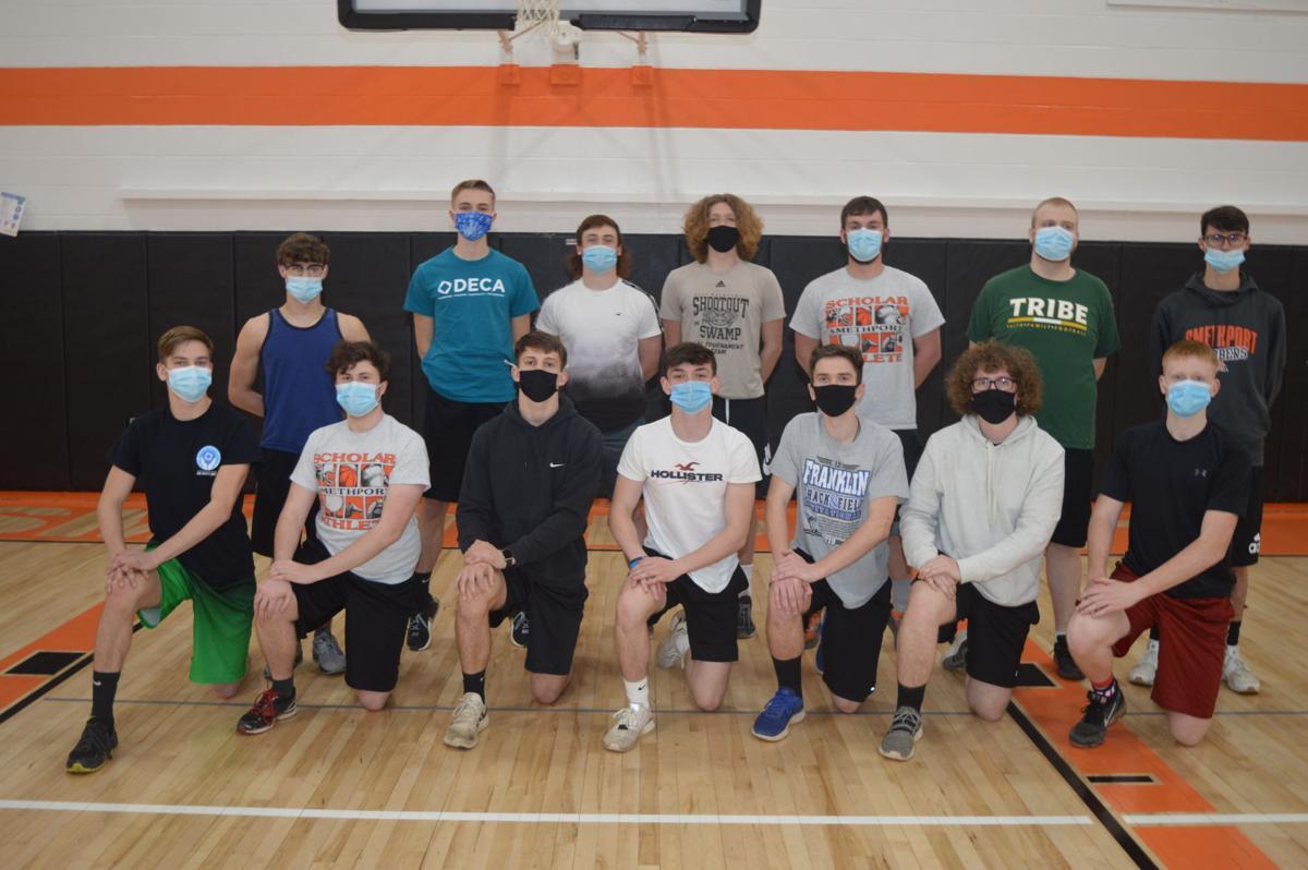 Smethport Boys Track and Field Returning Lettermen