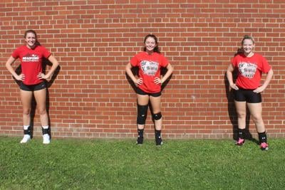Bradford Volleyball Seniors