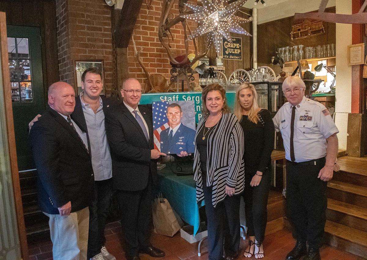 Bridge dedication honors fallen airman Saturday