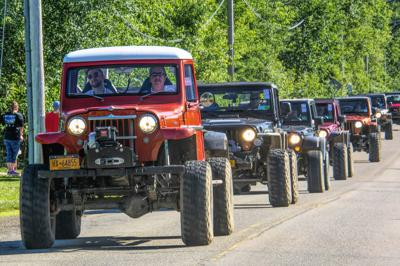 Jeep Jamboree To Take Place As Scheduled At Pitt Bradford Local
