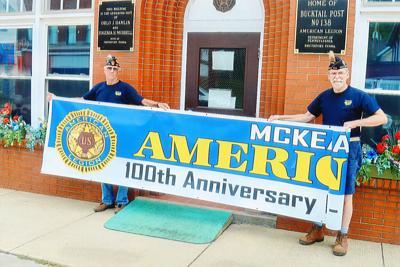 Bucktail Post #138 Smethport American Legion celebrates 100 years