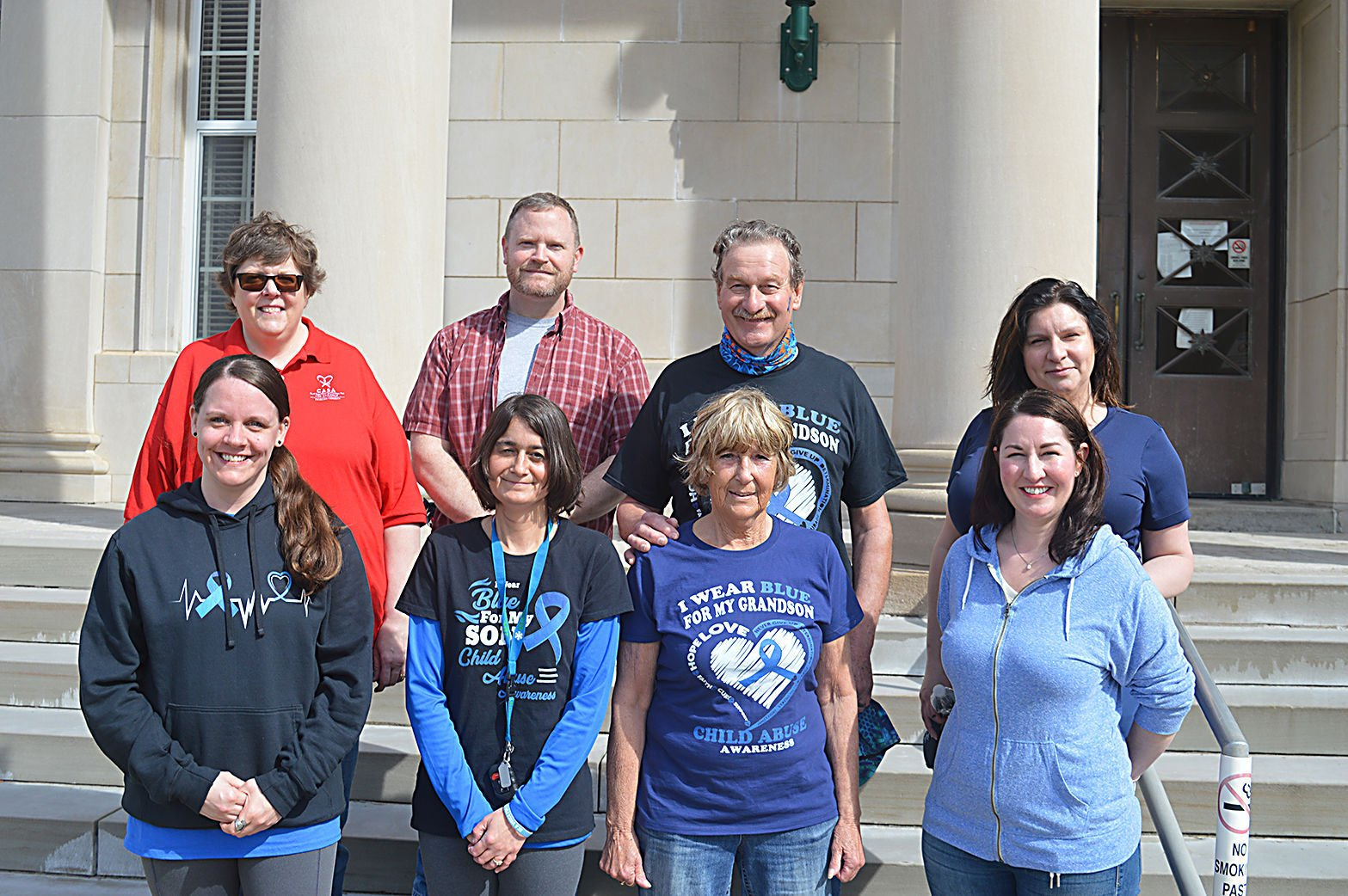 Inaugural 'Stand Against Child Abuse' walk a success