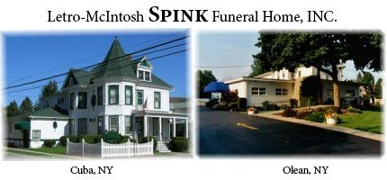 Letro-McIntosh-SPINK Funeral Home, Inc.