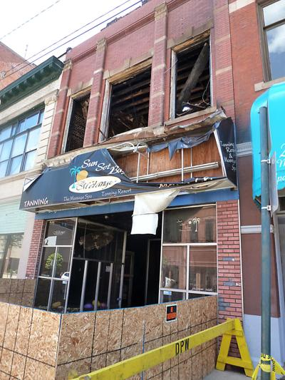 Discussion ongoing for fate of 22 Main St.