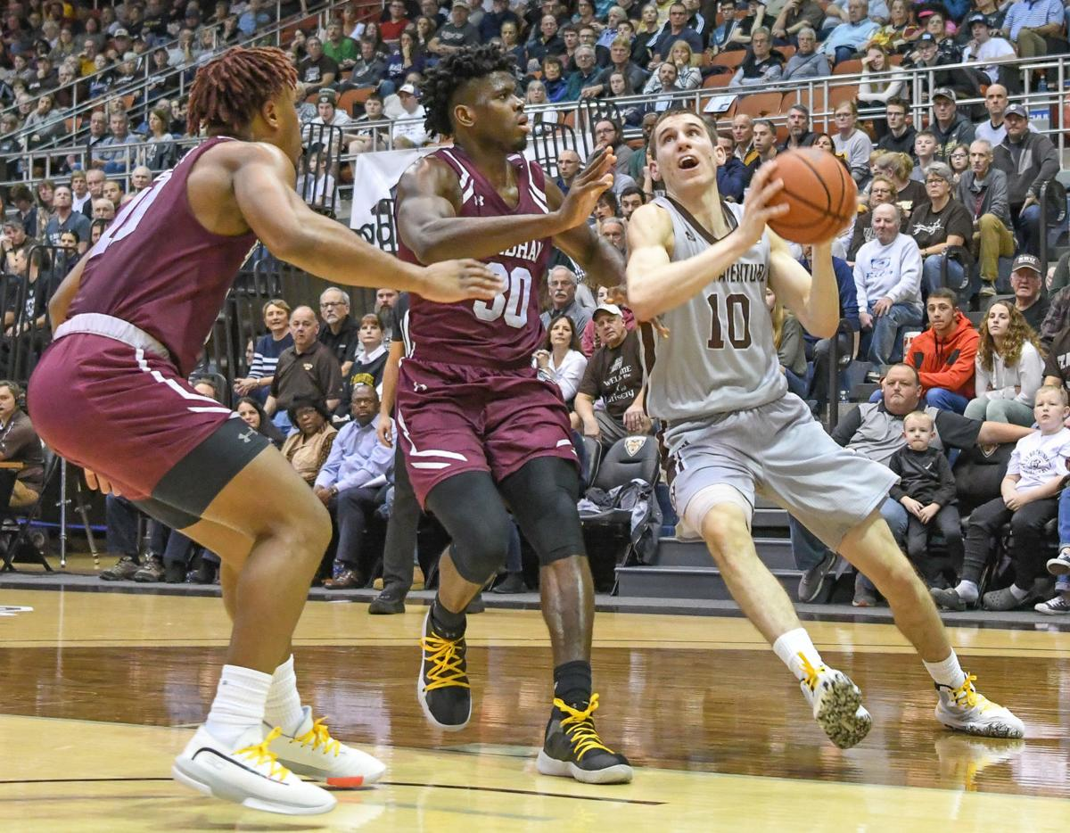 Bona stays perfect in A-10 with 64-44 victory over Fordham