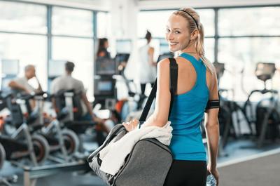 CNS Gym bag