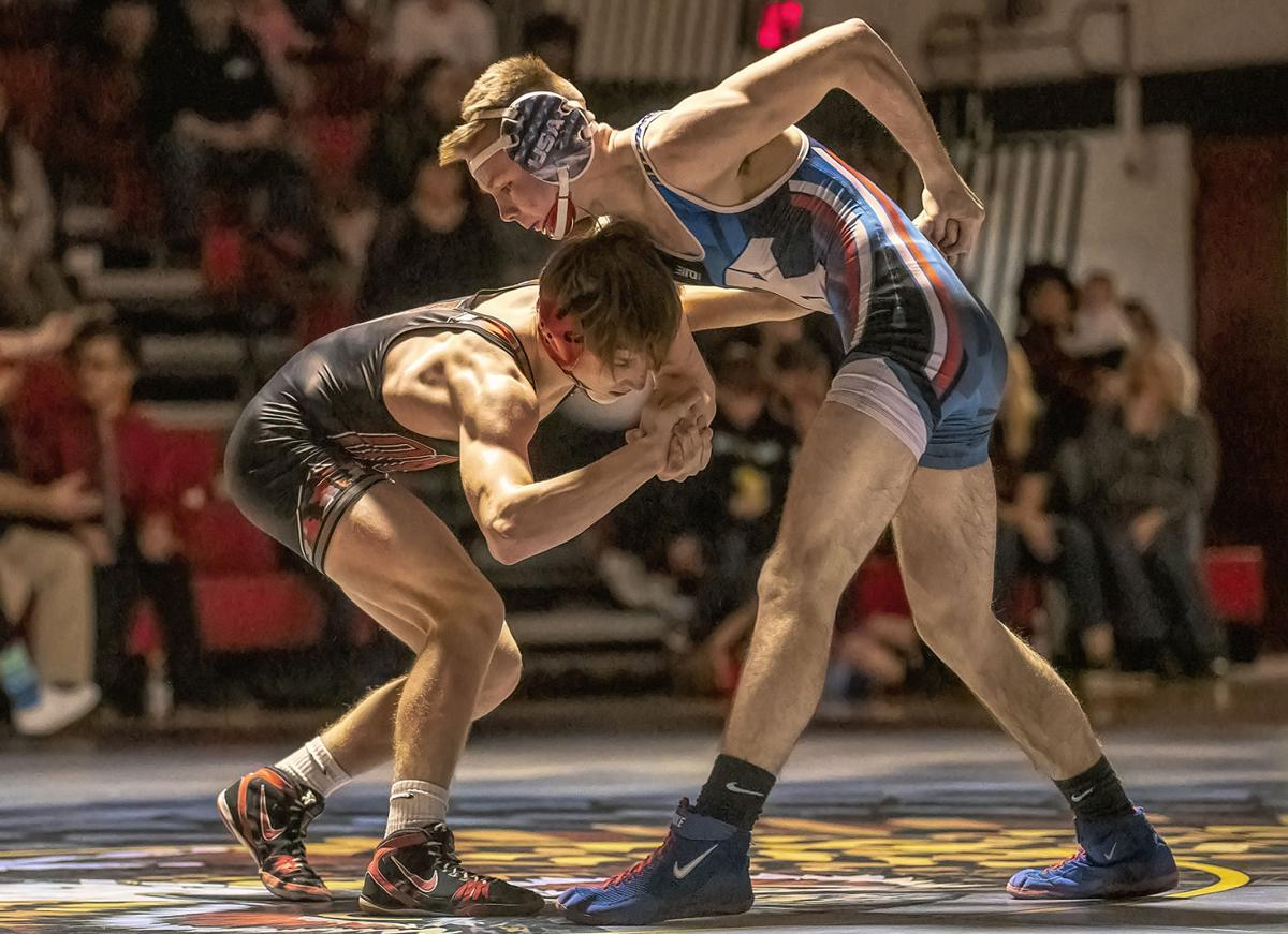 Kane, Coudersport grapplers earn AMWL wins