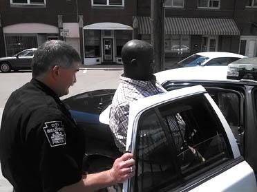 Tucker arrest