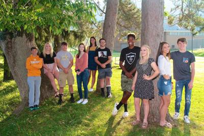 Port Allegany homecoming court