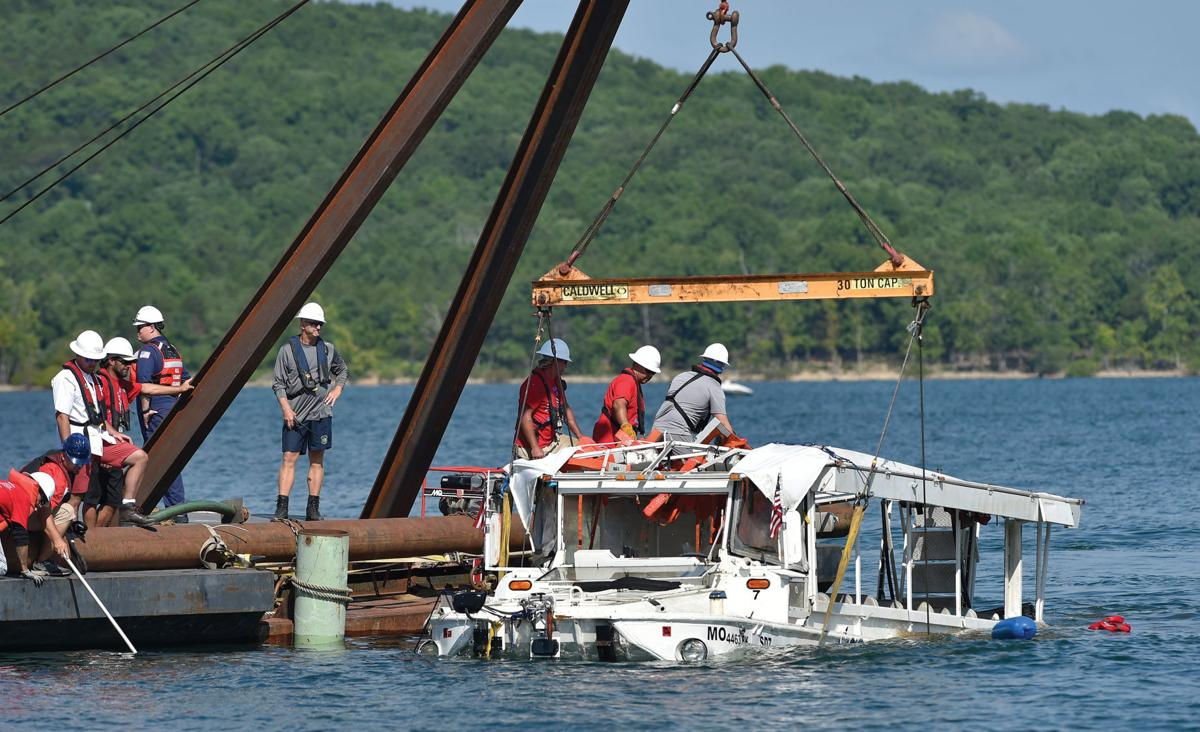 Another lawsuit filed in wake of Table Rock Lake tragedy | News Free ...