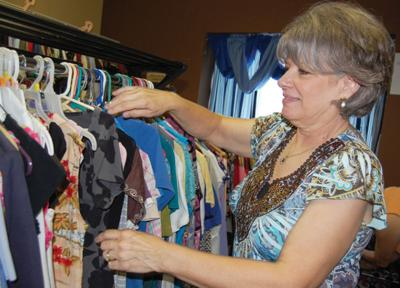 9a487e20d9f My Sister s Closet offers free clothing