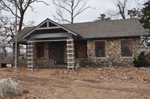 Property restoration progressing