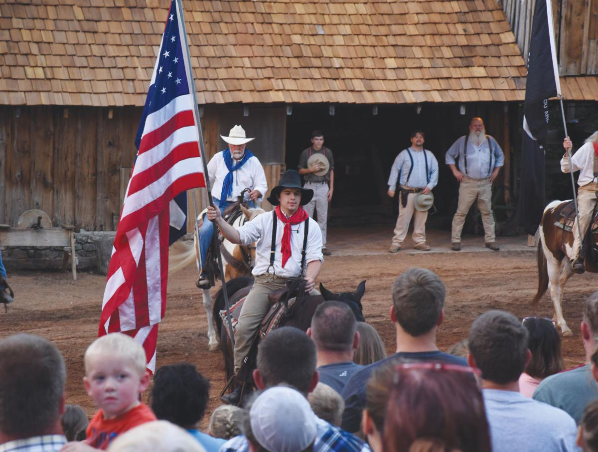 'Shepherd of the Hills Outdoor Drama' opens for 60th season