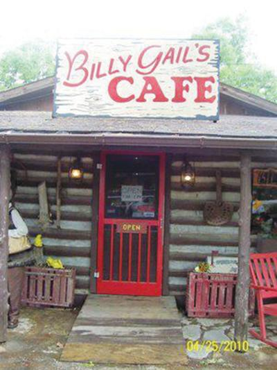 Billy Gail's