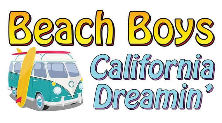 Beach Boys California Dreamin Logo