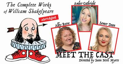 The Complete Works of William Shakespeare (abridged) cast photo.jpg