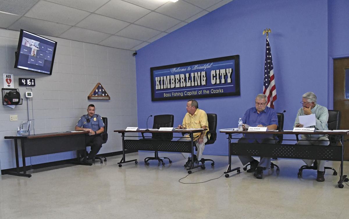 Kimberling City Police Committee Sept. 21.jpg