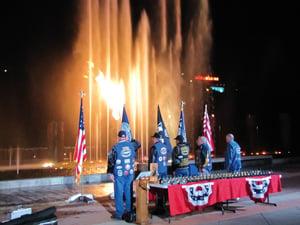 Submarine veterans remember the lost