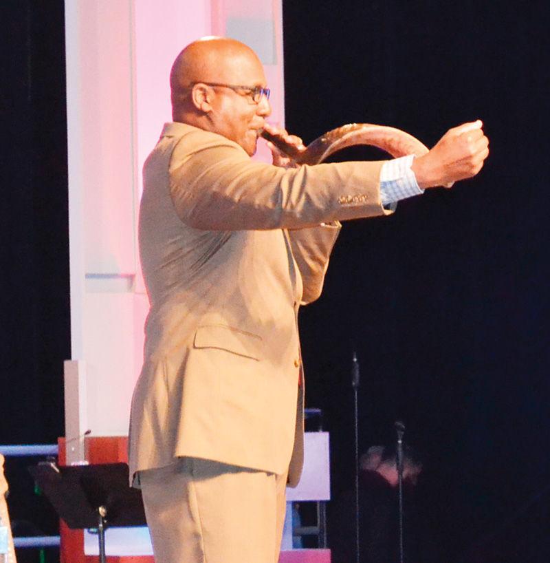 Pastor Lyndon Allen