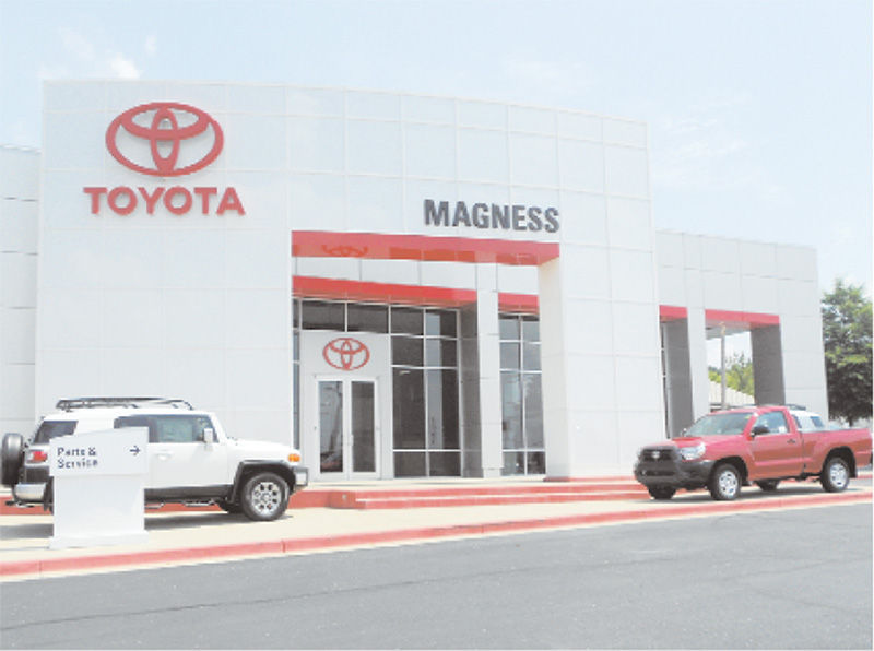 Captivating Magness Toyota Is Located At 1407 Hwy. 62 65 412 North In Harrison, Ark.  Please Call 870 741 5451 Or Toll Free 888 690 2519. Do Business Where Your  Friends ...