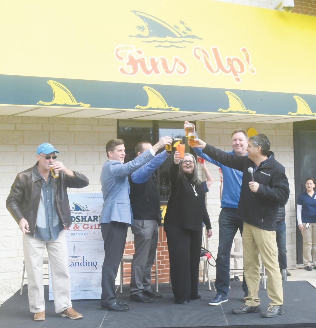 LandShark Bar and Grill opens at Landing