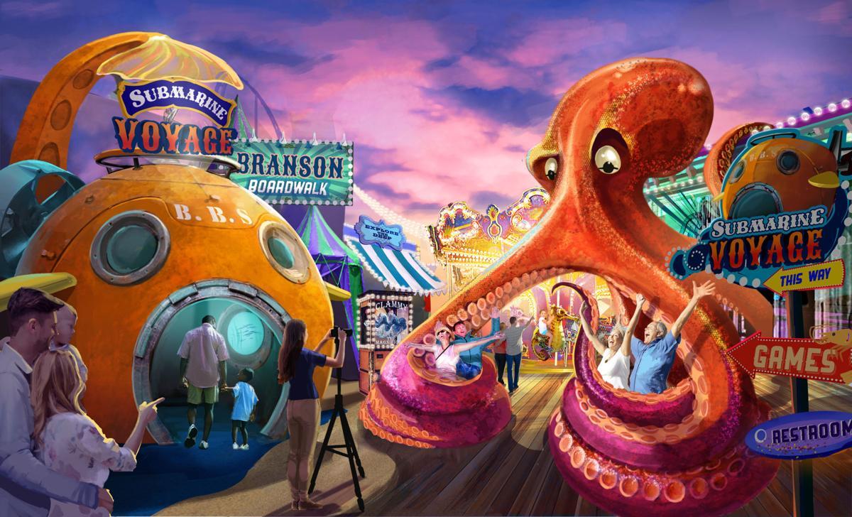 Developer proposes aquarium for Branson's Grand Palace ...