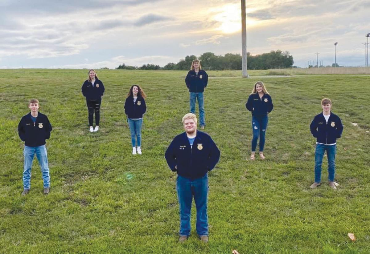 Hollister H.S. celebrates National FFA week