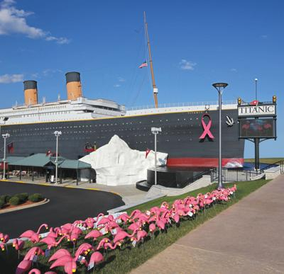 Titanic Pink