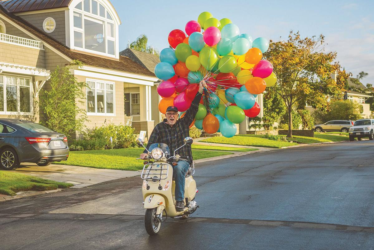 Bob Goff balloons