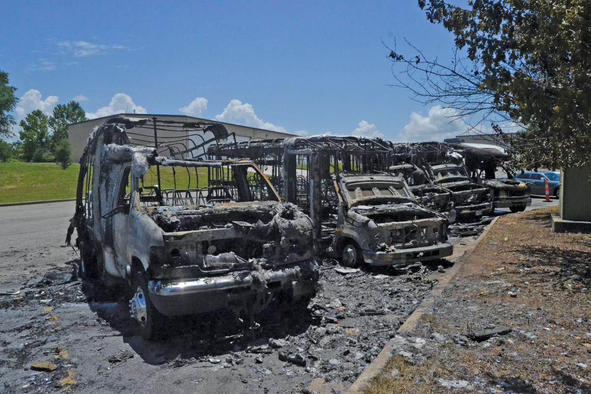 Bus Fire 1