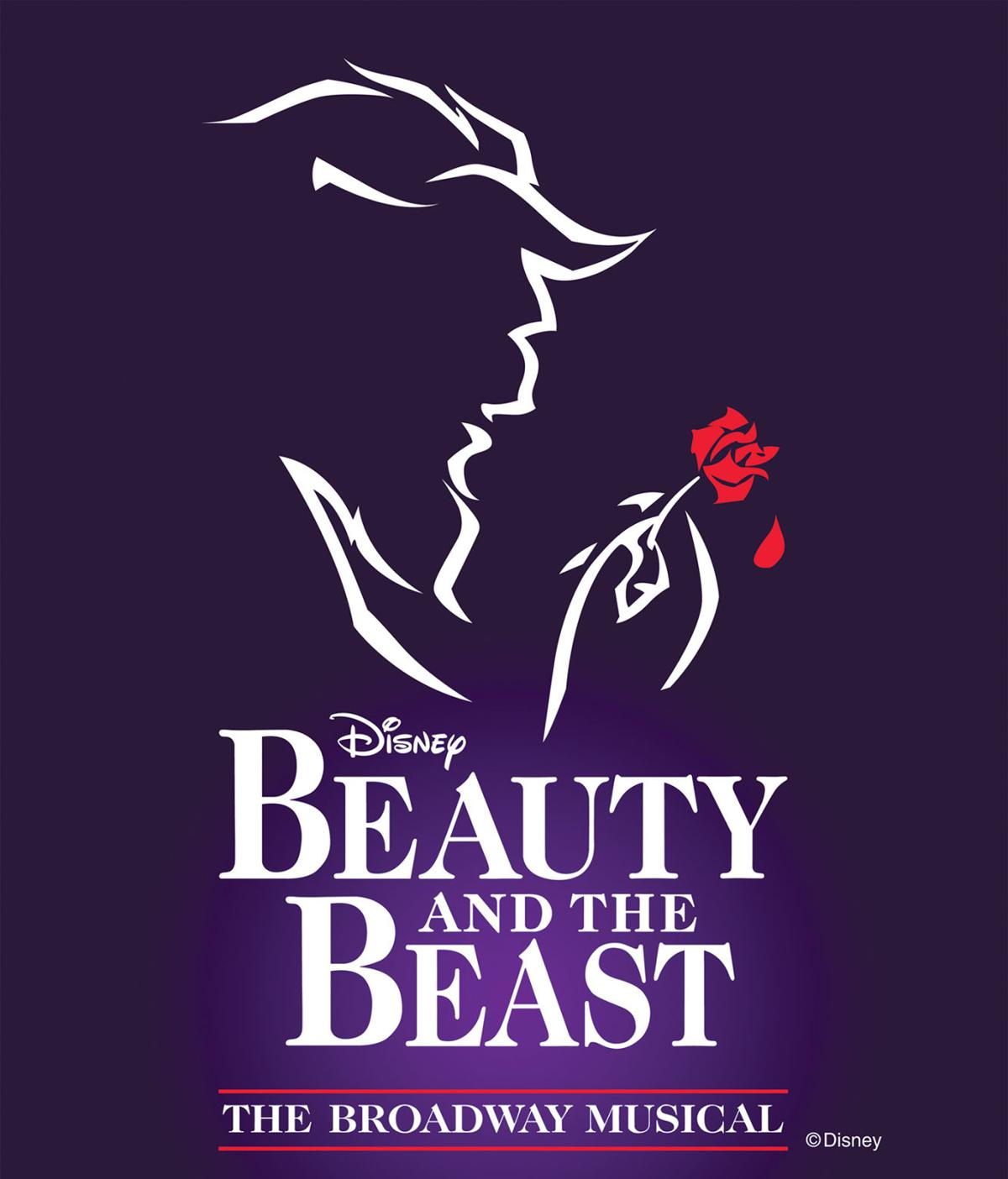 Beauty and the Beast playbill