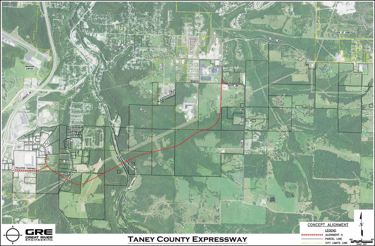 County seeks public input on expressway