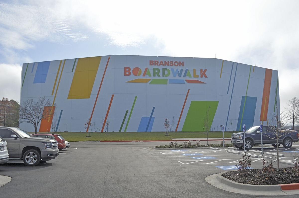 Aquarium - boardwalk
