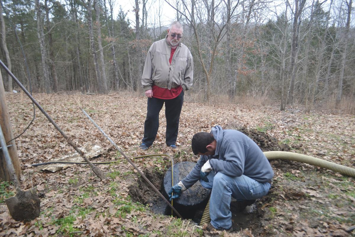 County provides free septic tank pump-out for residents