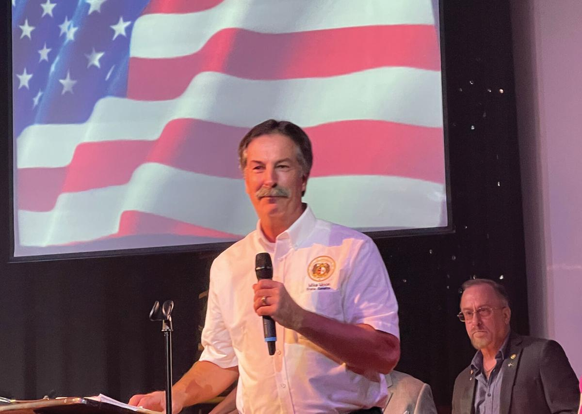 Hundreds attend town hall hosted by Moon/Seitz