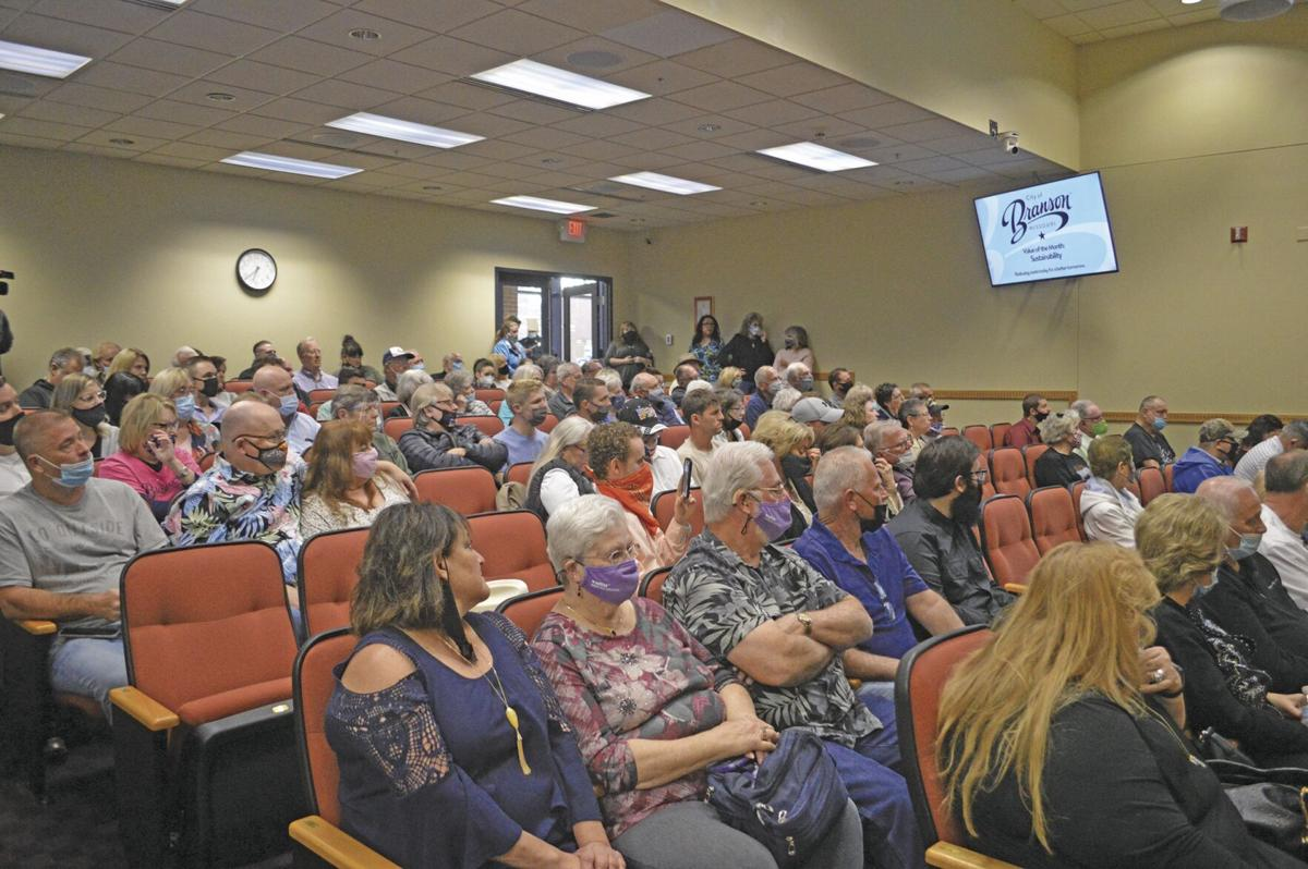 Branson's face covering ordinance to expire April 16