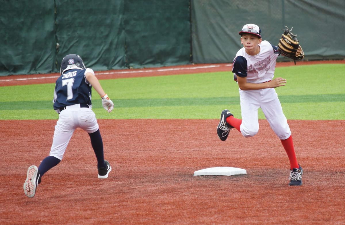 Branson starts strong at Series: Team positioned well for