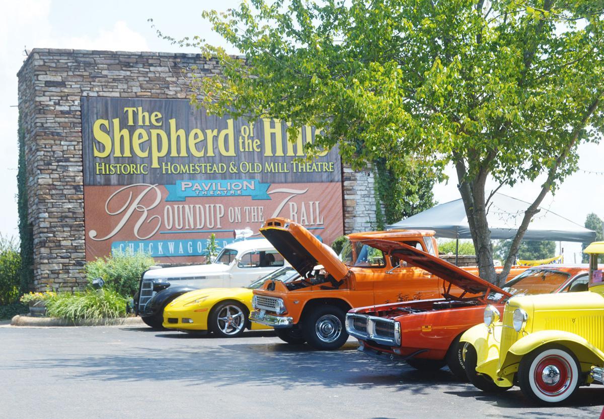 Shepherd Sets Car Show For September News Free - Car show branson mo
