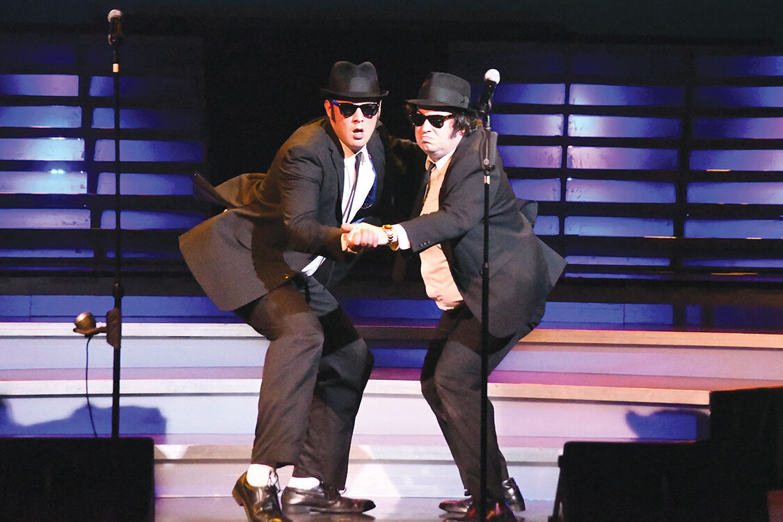 Legends Blues Brothers