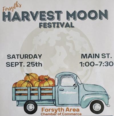 Forsyth Harvest Moon Festival