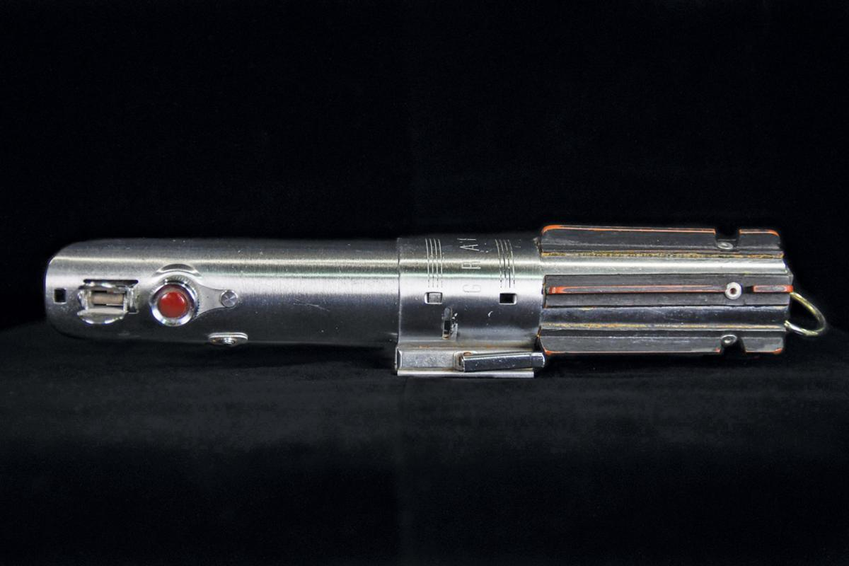 Star Wars lightsaber to make Branson debut at Ripley's