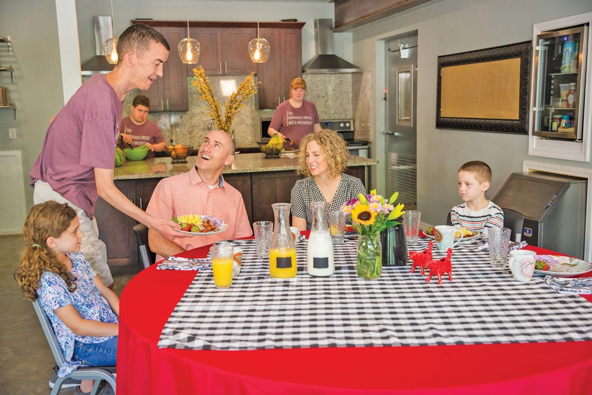 Barnabas House Bed and Breakfast to host open house Friday