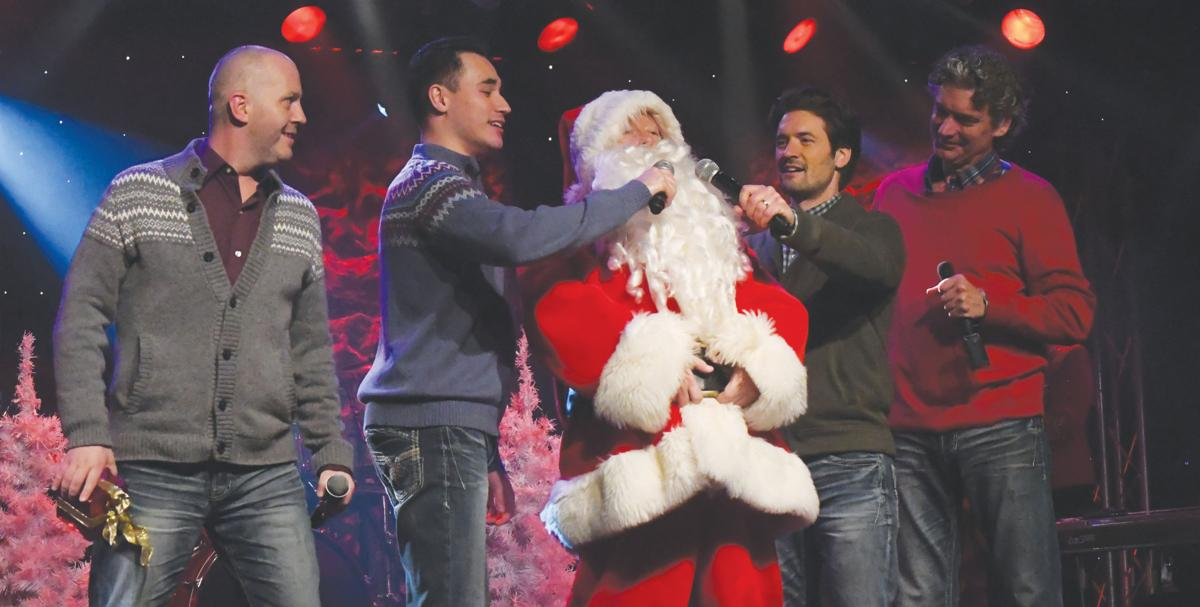 How The Toys Saved Christmas Airtime 2020 Branson Christmas Music Show Special' snags national airtime