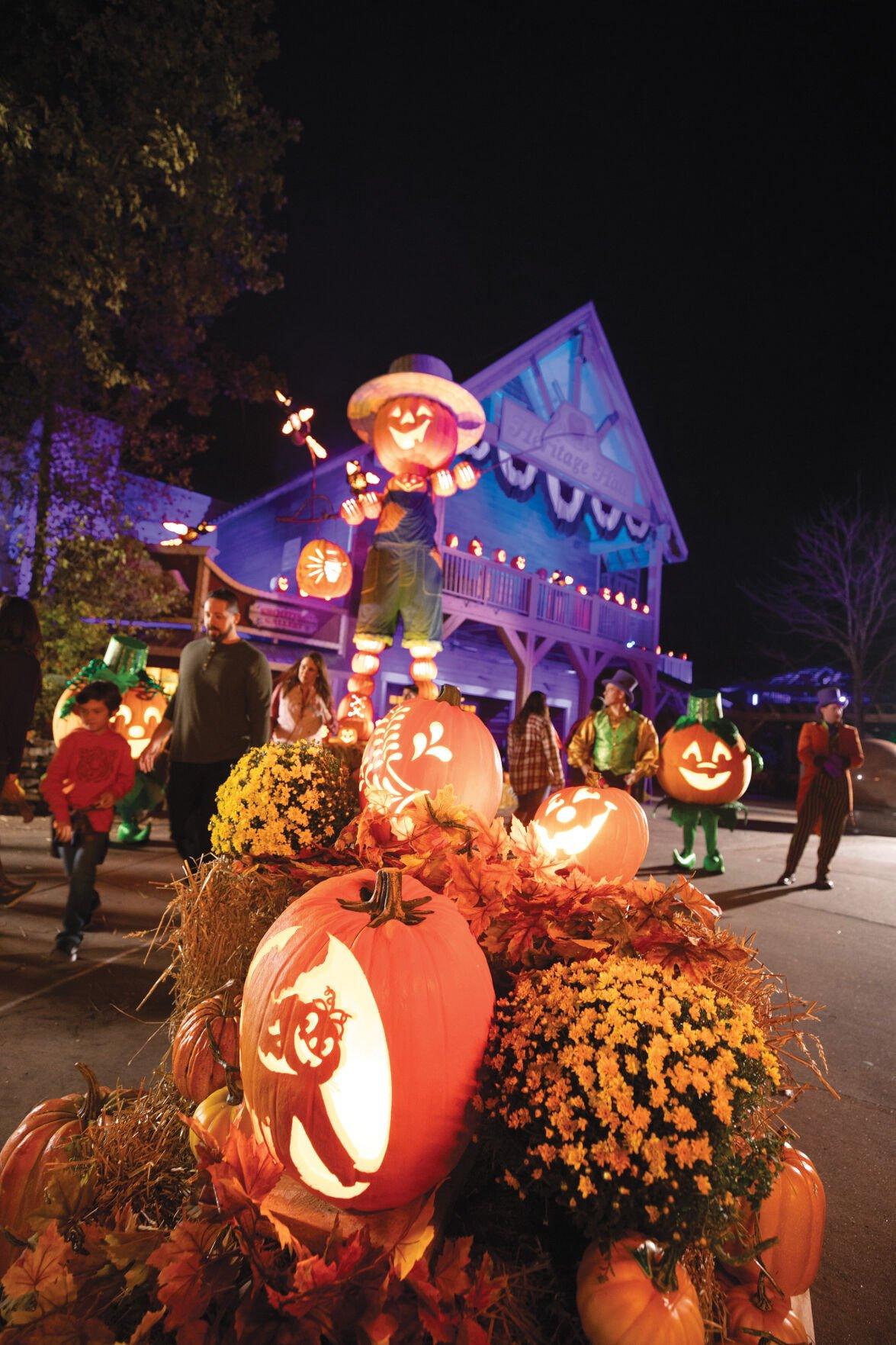 19. Pumpkin Greeter with Carvings.jpg
