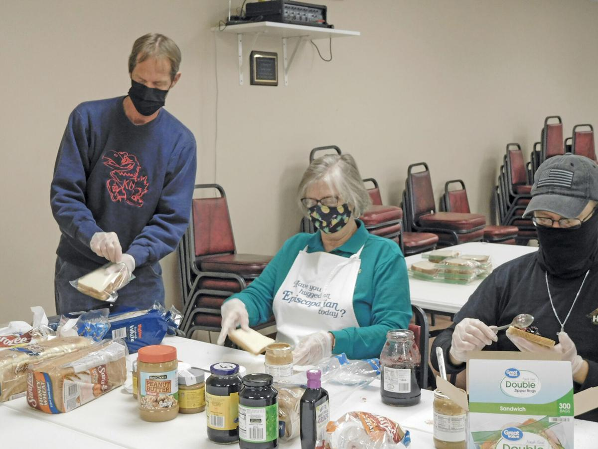 Stone Co. Loaves and Fishes: Free meal program returns despite pandemic challenges