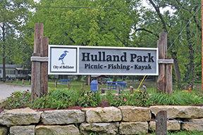 Hulland Park