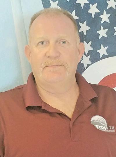 Forsyth City Administrator Chris Robertson.