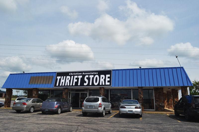 Christian Associates thrift store