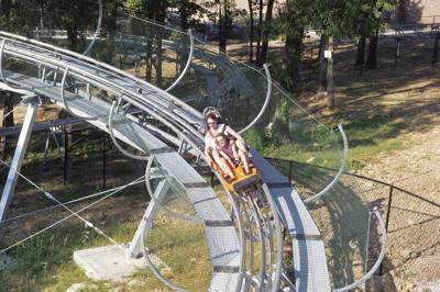 Coaster take off
