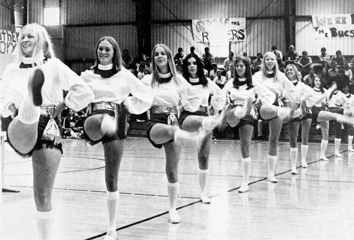 Blinn Dance 1971 Treasures